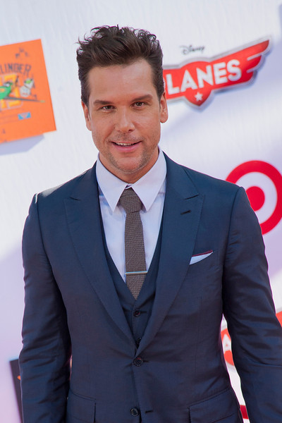 HOLLYWOOD, CA - AUGUST 05: Actor Dane Cook arrives at the Los Angeles premiere of 'Planes' at the El Capitan Theatre on Monday August 5, 2013 in Hollywood, California. (Photo by Tom Sorensen/Moovieboy Pictures)