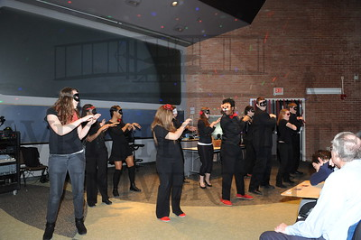 13187 Parents and Family Weekend Talent Show 2-22-14