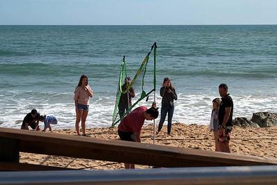 Olhos d'Agua : Beach volley ball