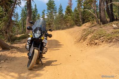 2018-07-22 Sierra Lakes Moto Camping