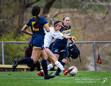 Park Women's Soccer vs Clarke 2020
