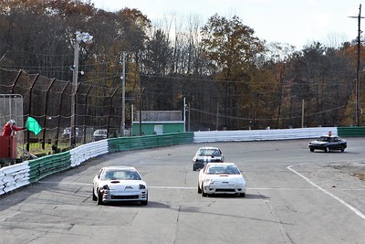 Evergreen Raceway - 25 lap  Powder Puff Enduro