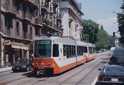 Trams of Switzerland