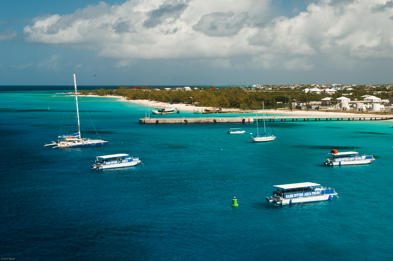 Waiting for the cruise ships, Grand Turks