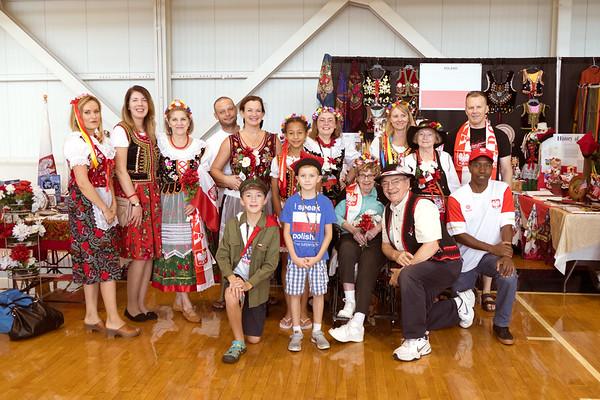 8th annual International Day in Huntsville, AL 9/16/17