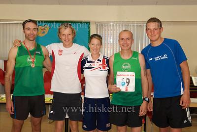 Langham 10k Race Sept 2012