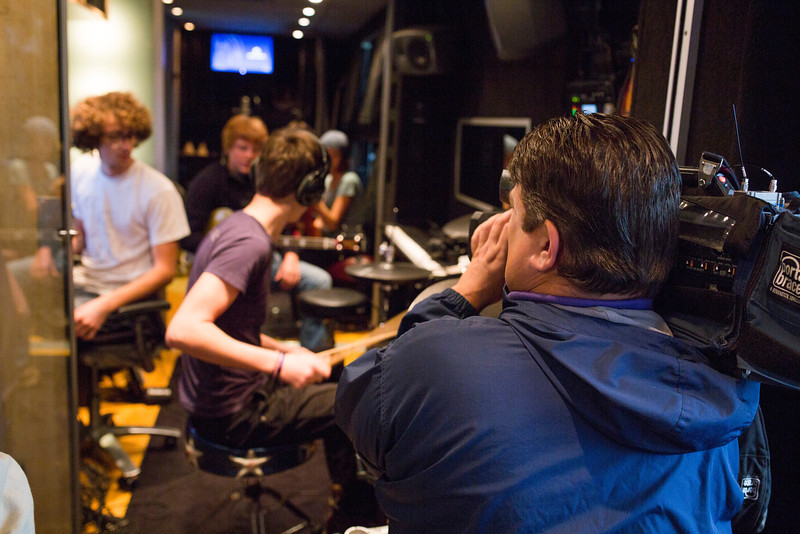 2013_10_24, Asheville, NC, North Carolina, Student Recording Session, Session, Emergence, Echo Mountain Recording Studio, News, Press,