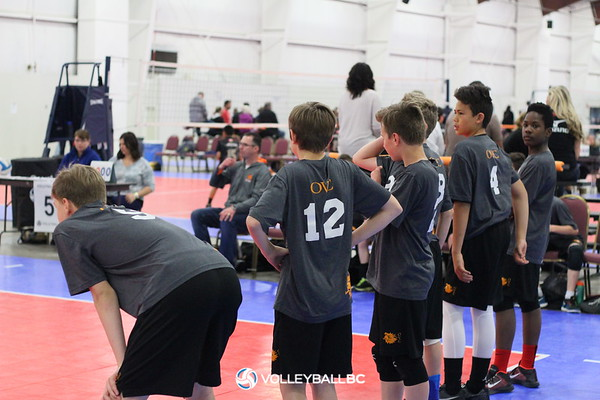 2018 12U-14U Provincial Championships (Day 1)