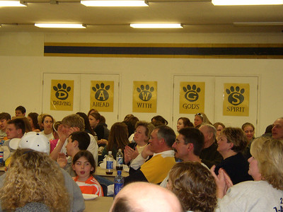 athletic banquet 2006--football