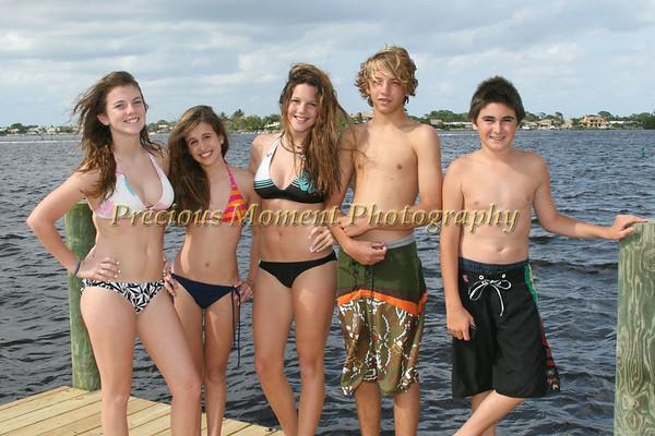 Debora Hartman's Family Memorial Day Boat Ride