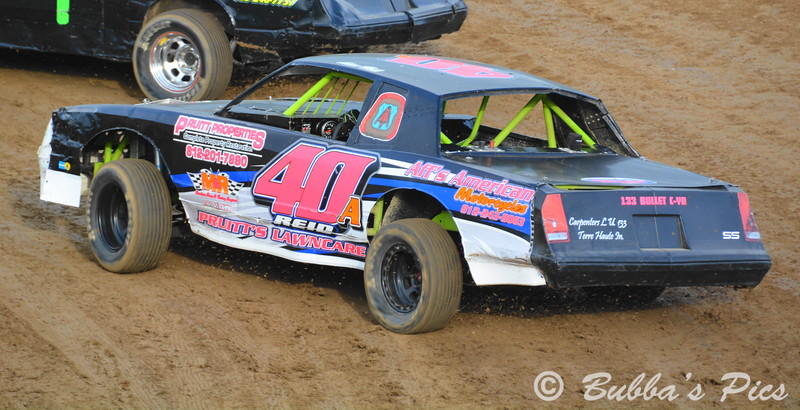 LPS STOCK CARS 07/30/2016