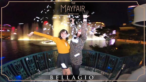 The Mayfair Supper Club - 360 Revolve - Feb 8th 2020