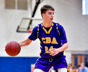 2018,19 CBA Basketball