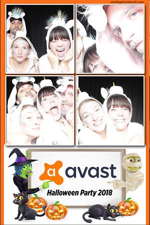Avast Halloween party