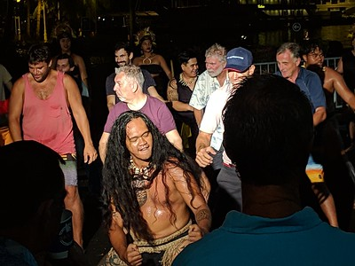 Tahiti-Moorea Rendezvous