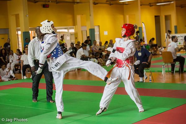 Open Taekwondo de Matoury