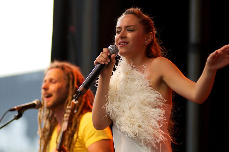 Nina Attal Fest Jazz 3 juillet 2011