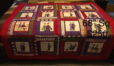 QUILTS, TABLE RUNNERS, PLACEMATS, MUG RUGS, COASTERS