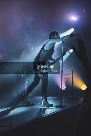 Marianas Trench at Theatre of Living Arts - Philadelphia, PA | 05.01.2019
