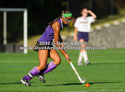 9/20/2012 - Varsity Field Hockey - Martha's Vineyard vs Needham