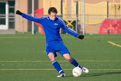 2007-08 Men's Soccer
