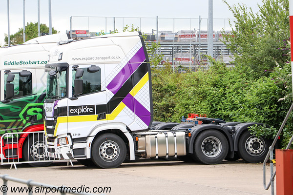 Stobart, WST, Explorer Group, Speedy Freight