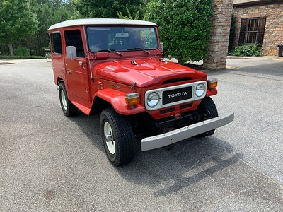 (SOLD)  1982 Red