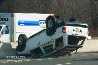 02-01-2012, MVC, Gloucester City, Camden County, Rt. 42 and Rt. 295