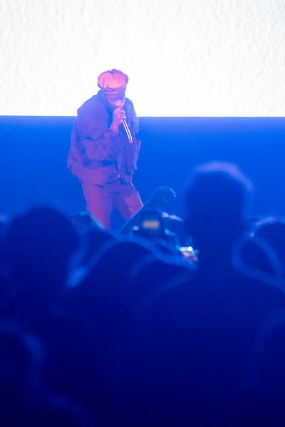 Gold Link opens for Tyler the Creator, October 14, 2019