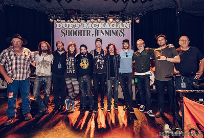 Duff McKagan w/ Shooter Jennings - Showbox Seattle 6.16.19