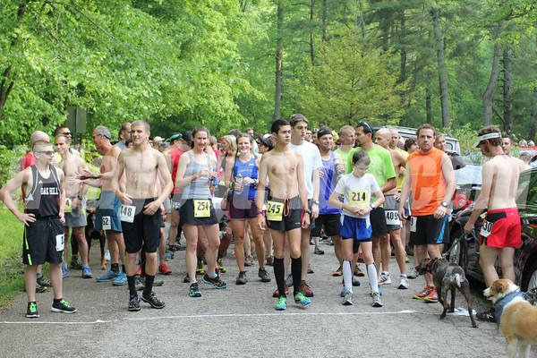 Dirty Dog 15K Trail Run