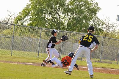 2013 12U AA Rec Tigers Baseball
