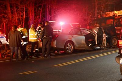 Fatal Shirley Crash On Havenwood Dr {2021.03.04}