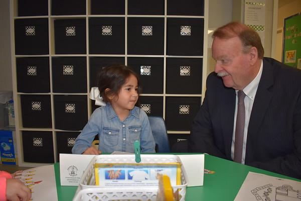 Kindergarten with Mr. Perry