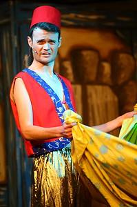 O'Connell Music Society Presents Aladdin