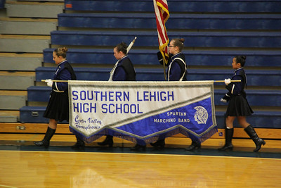 Southern Lehigh, Land of Running Water Band Adjudication, Tamaqua (9-21-2013)