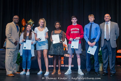 Underclass Awards Convocation 6/5/18
