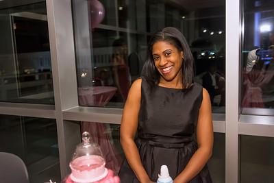 Herb & Felicia Gray Present The Bald Ball - A Pink Affair @ The Harvey B Gantt Center 10-11-13