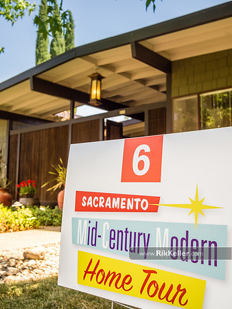 Sacramento Mid-Century Modern Home Tour 5/18/2013