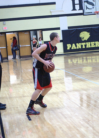 01/08/2010 BHS Boys JV Basketball - Butler @ Providence