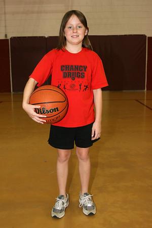 2008 Bill McLendon Basketball Team