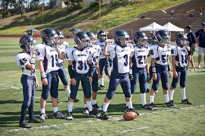 2011 Paladins Game 0 vsTorrey Pines Mighty Falcons