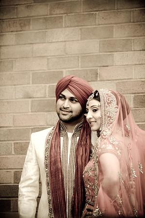 Reena & Eran's Wedding Day