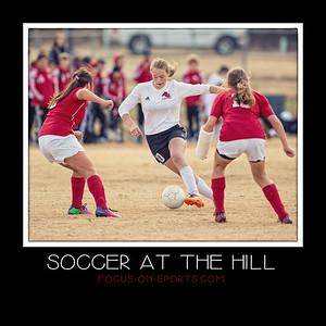 GIRLS Corinth @ CenterHill 22NOV14