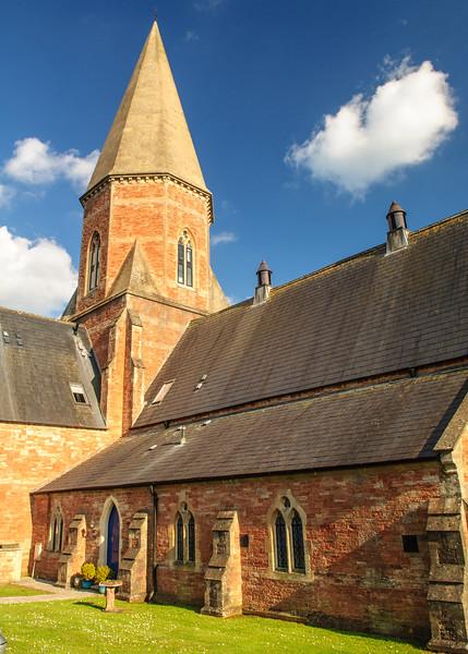 Mendip Hospital Church near Wells