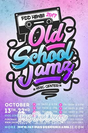 Old School Jamz (2017)