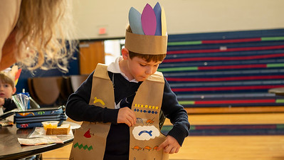 Kindergarten Thanksgiving 2020