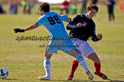 N Meck v DeAnza Force U-18 12-04-09