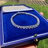 9.50ctw Round Brilliant Diamond Tennis Bracelet 53