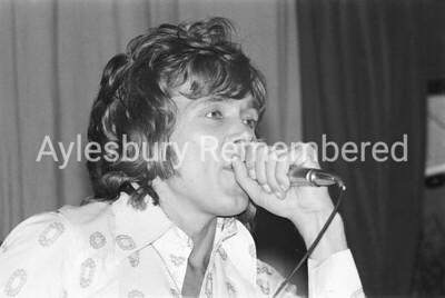 Billy Fury, Nov 21st 1973